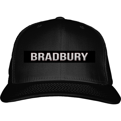 Snapback Trucker Cap - Bradbury Clothing CO