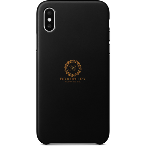 iPhone X Full Wrap Case Bradbury Clothing - Bradbury Clothing CO