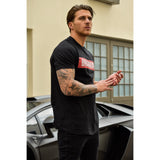 Bradbury longline box tee - Bradbury Clothing CO