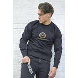 Men's Raglan Sweatshirt Bradbury Clothing - Bradbury Clothing CO