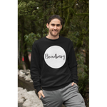 Bradbury raglan mens sweatshirt - Bradbury Clothing CO