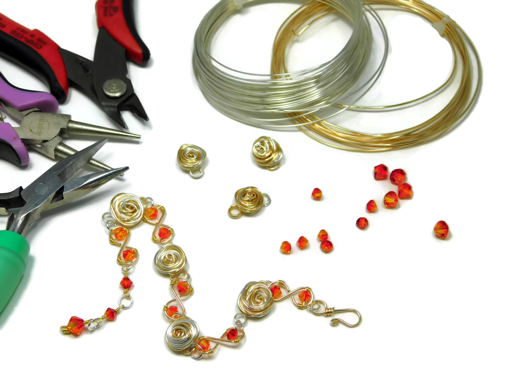Wire Wrapping Tools - The Bare Essentials for the Beginner Wire Wrapper and How to Use Household Items for Wire Wrapping