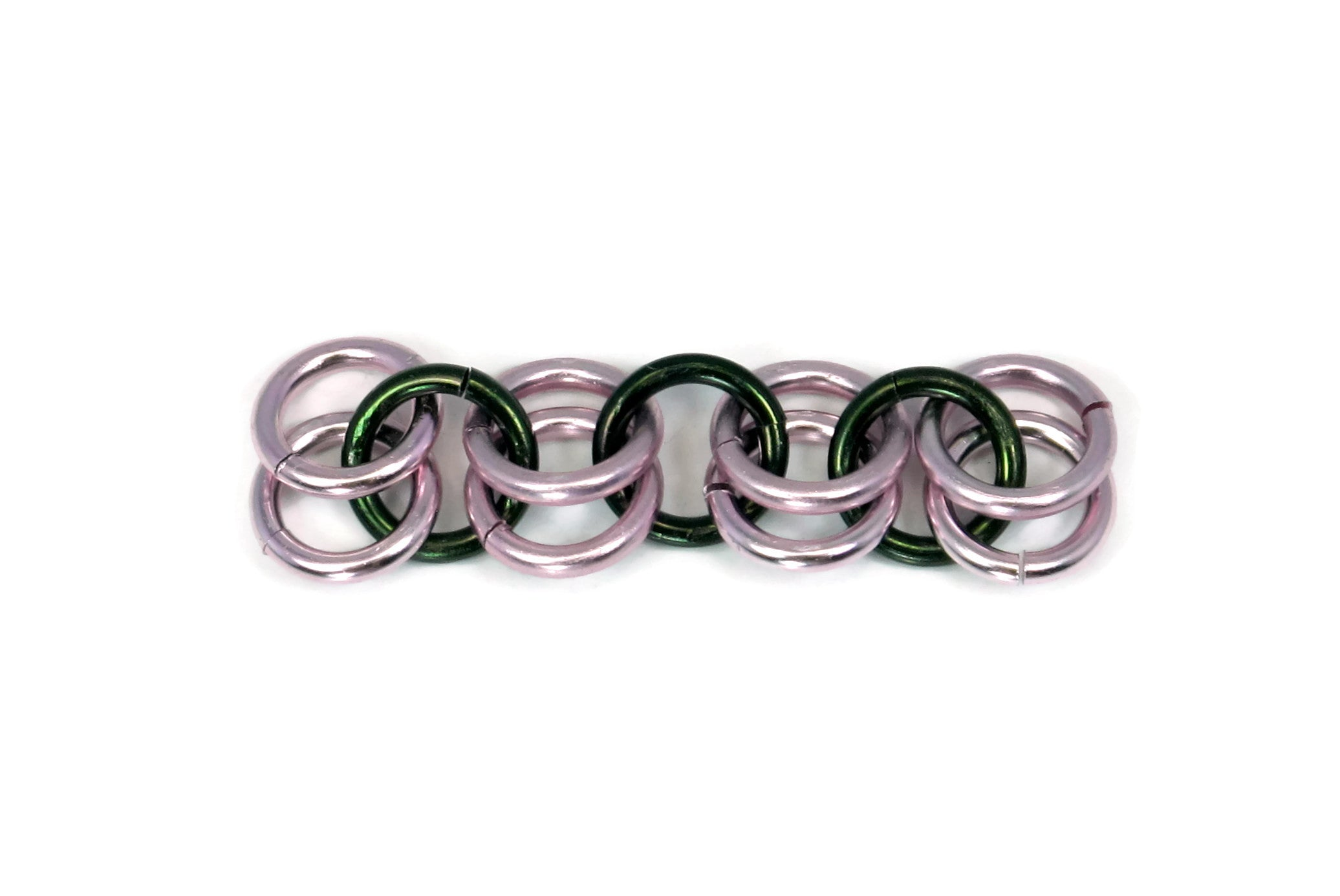 Chainmaille GutsyGuide: Mastering the Basics 1-2-1 Chain