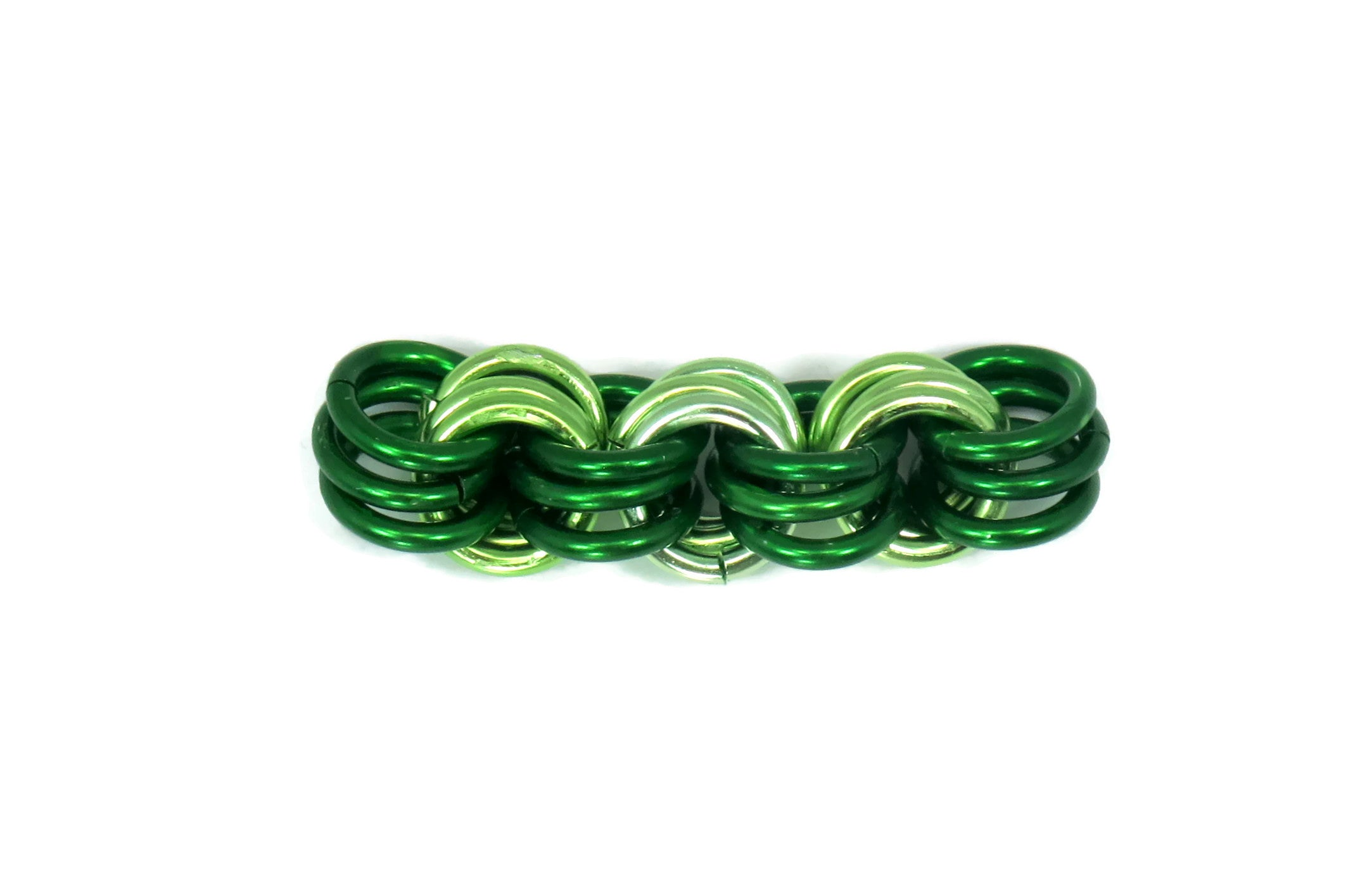 Chainmaille GutsyGuide: Mastering the Basics 3-3-3 Chain