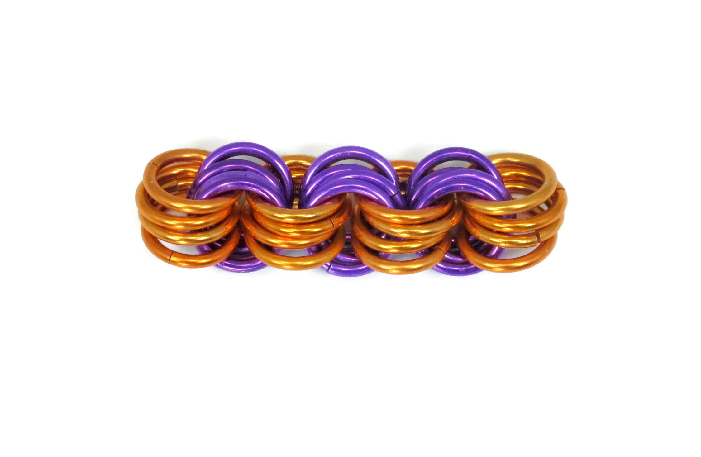 Chainmaille GutsyGuide: Mastering the Basics 4-4-4 Chain