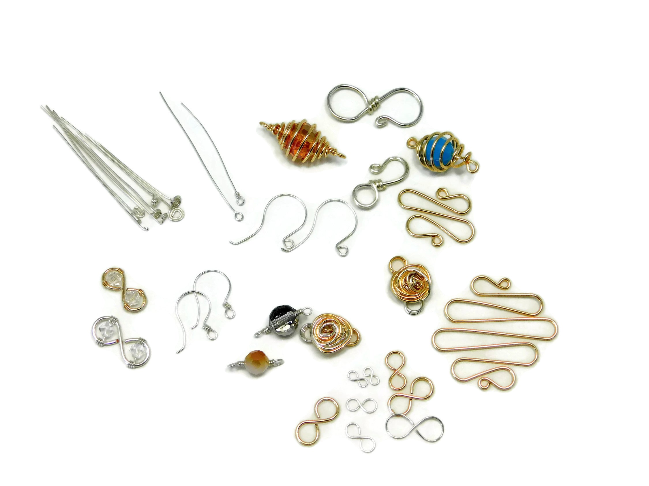 Essential Wire Wrapping Techniques DIY Kit