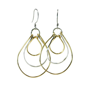 Multi Loop Earrings DIY Wire Wrapping Kit