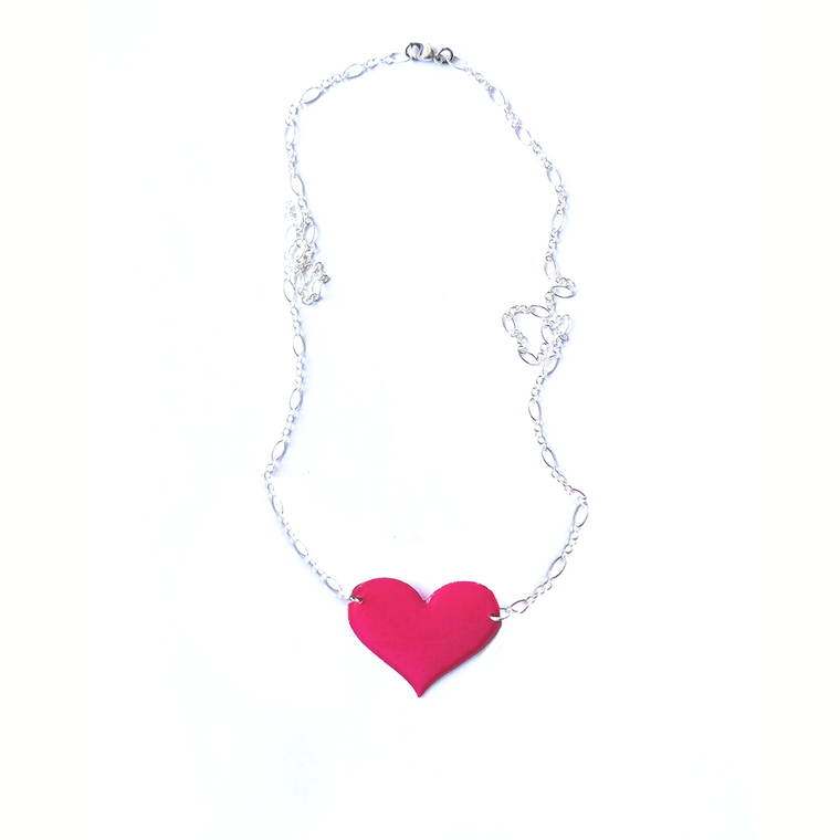 One of Hearts Necklace