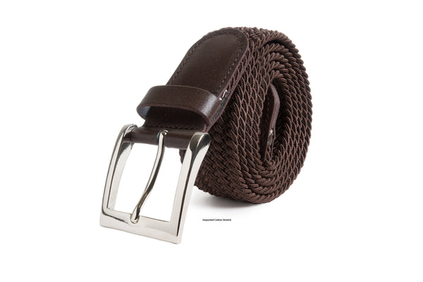 High Quality Solids with Silver Buckle