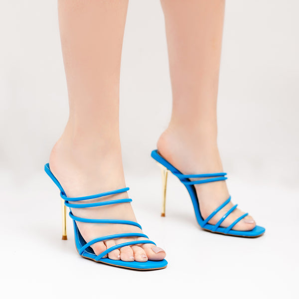 Zapatillas Crown azul