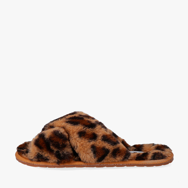 Sandalia Dearly leopardo