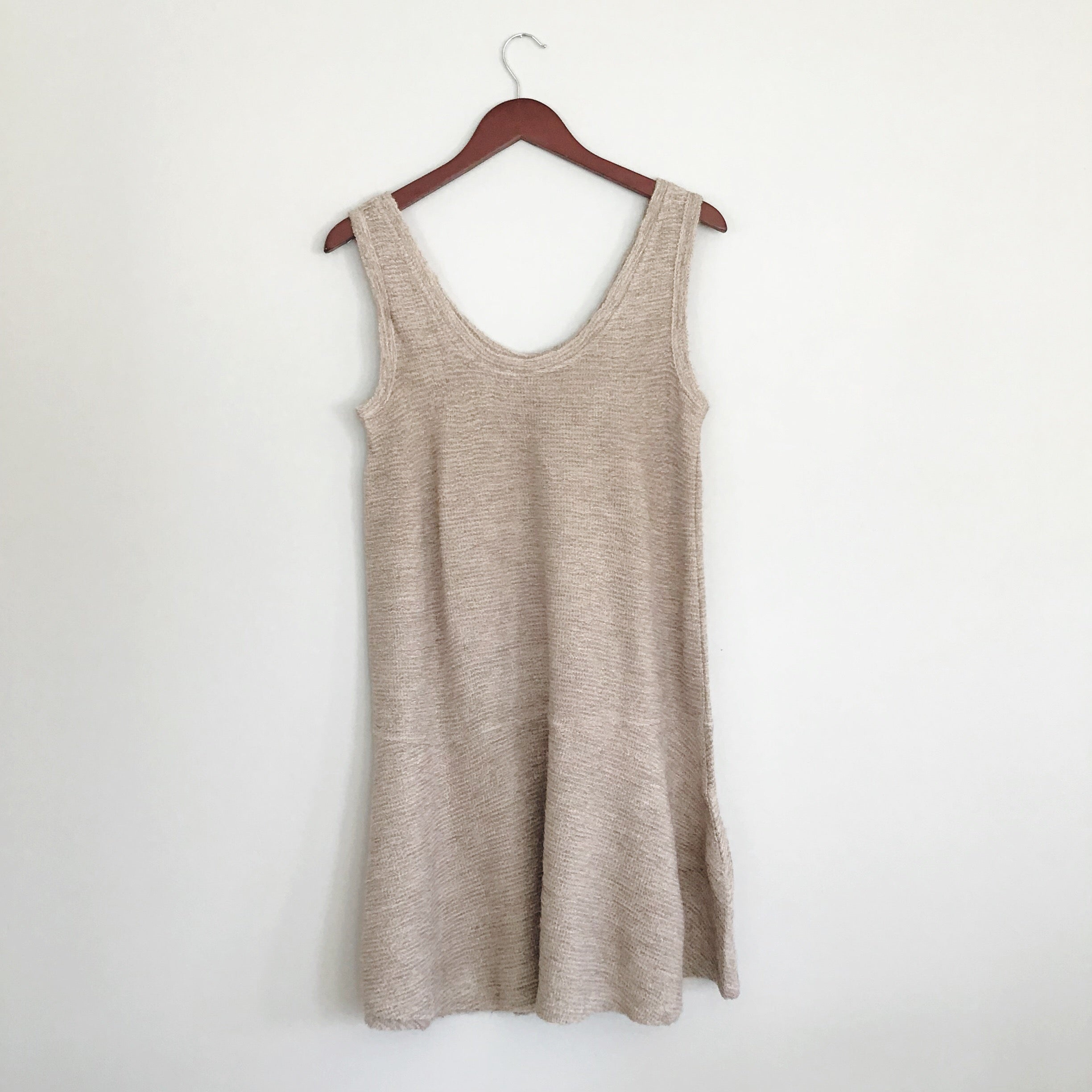 The Rossi Knit Dress | Taupe |