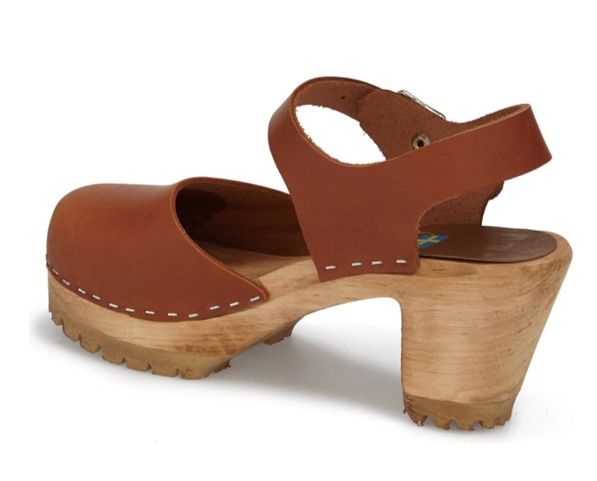 MIA Abba Wooden Clogs | Luggage |