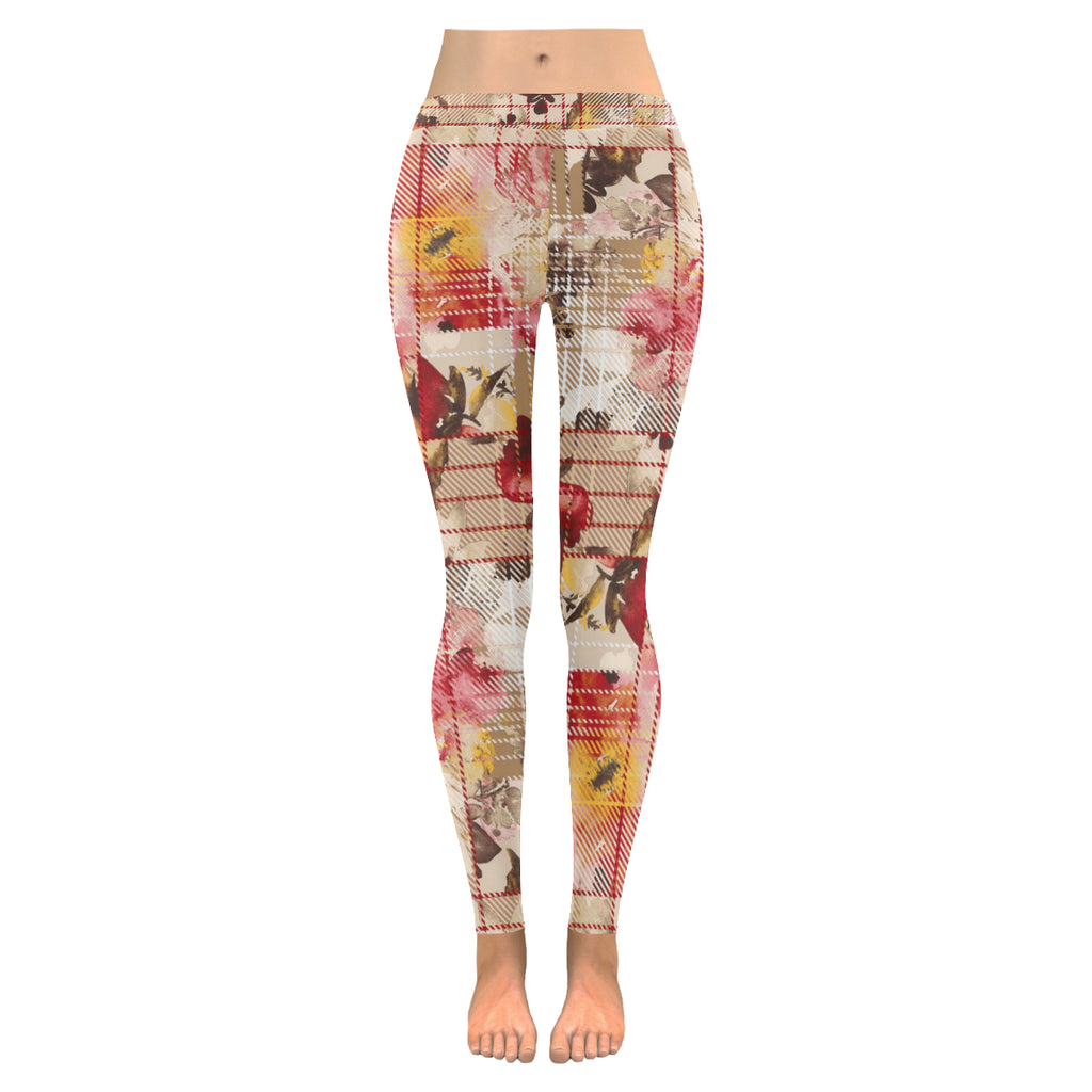 TAMARA Low Rise Leggings (Model L05)