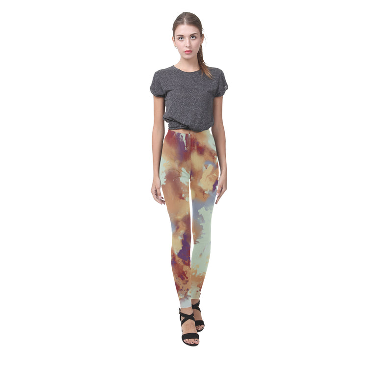 Viola Cassandra Women's Leggings (Model L01)