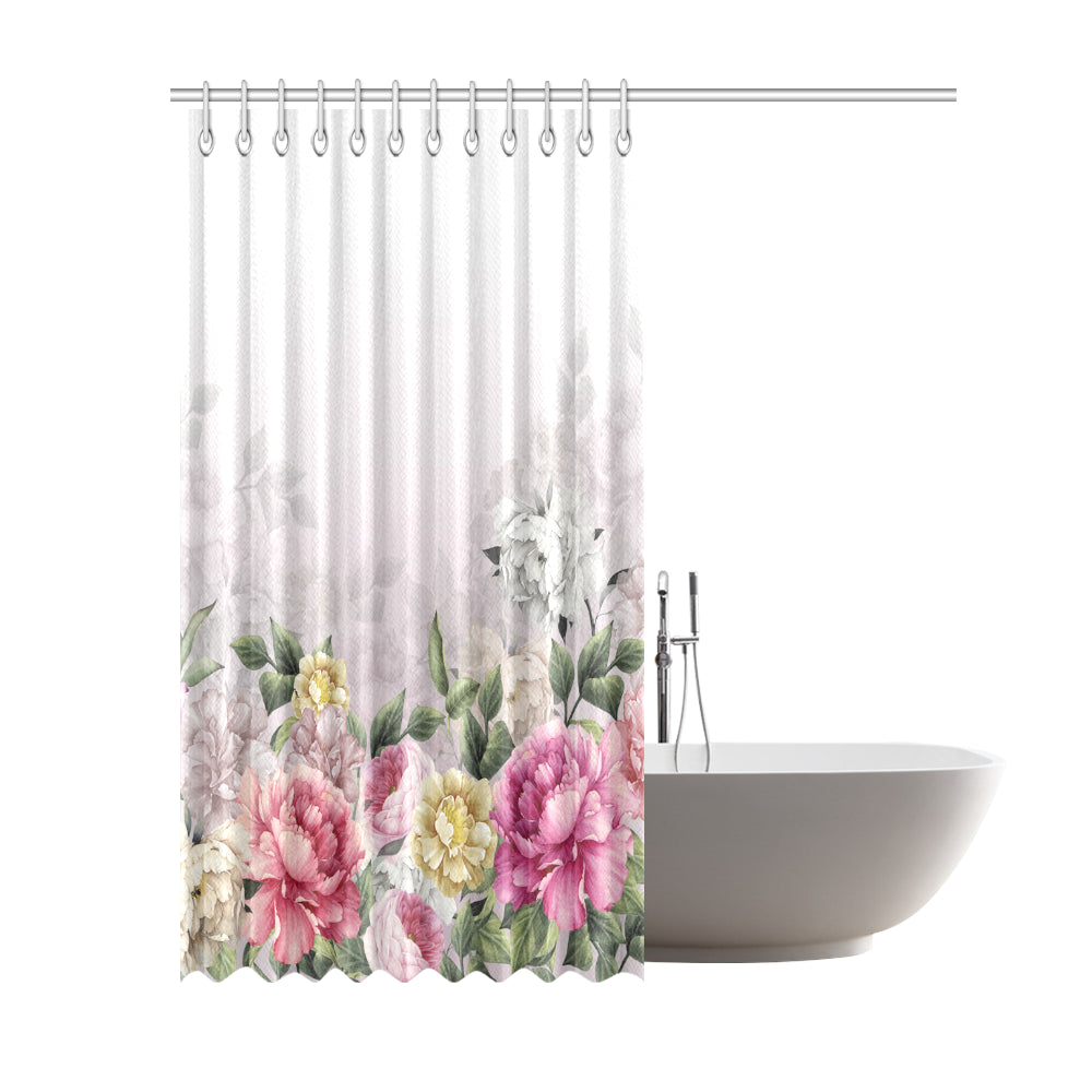 "VERONICA Shower Curtain 69""x84"""