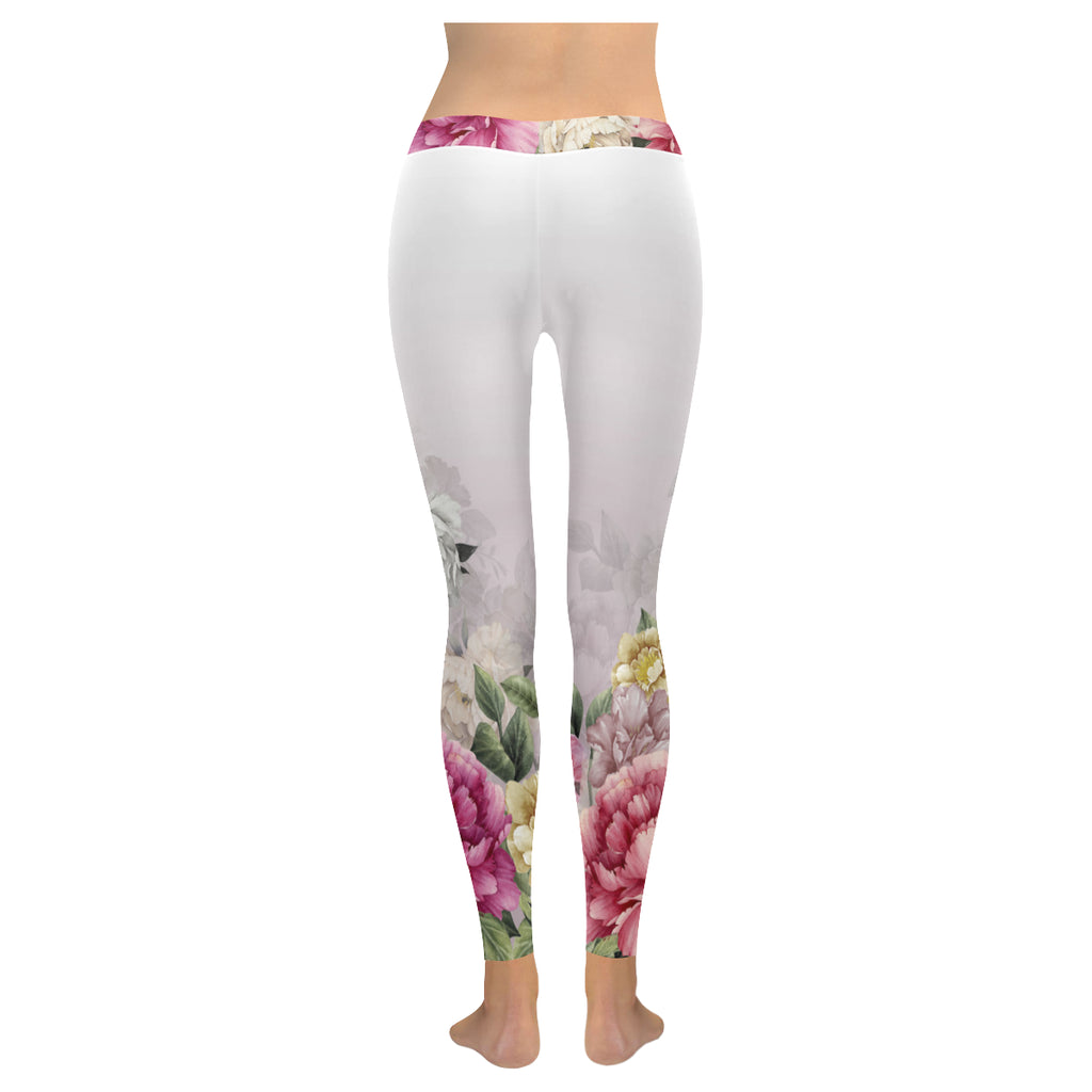 VERONICA Low Rise Leggings (Model L05)