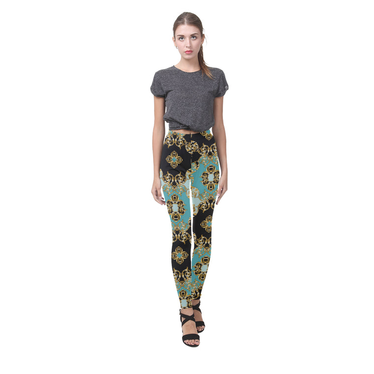 Monica Cassandra Women's Leggings (Model L01)