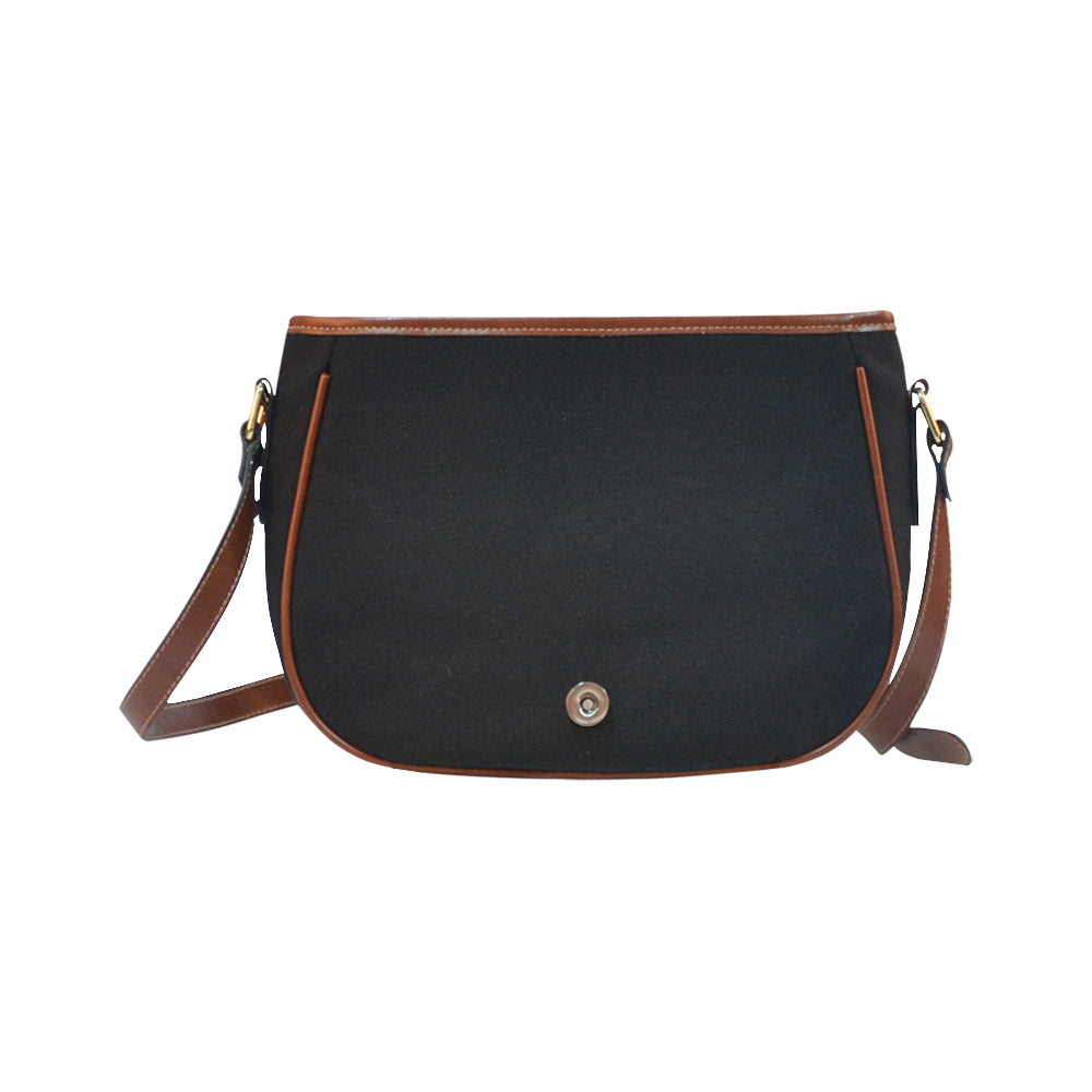 HELENA Saddle Bag/Small (Model 1649)(Flap Customization)