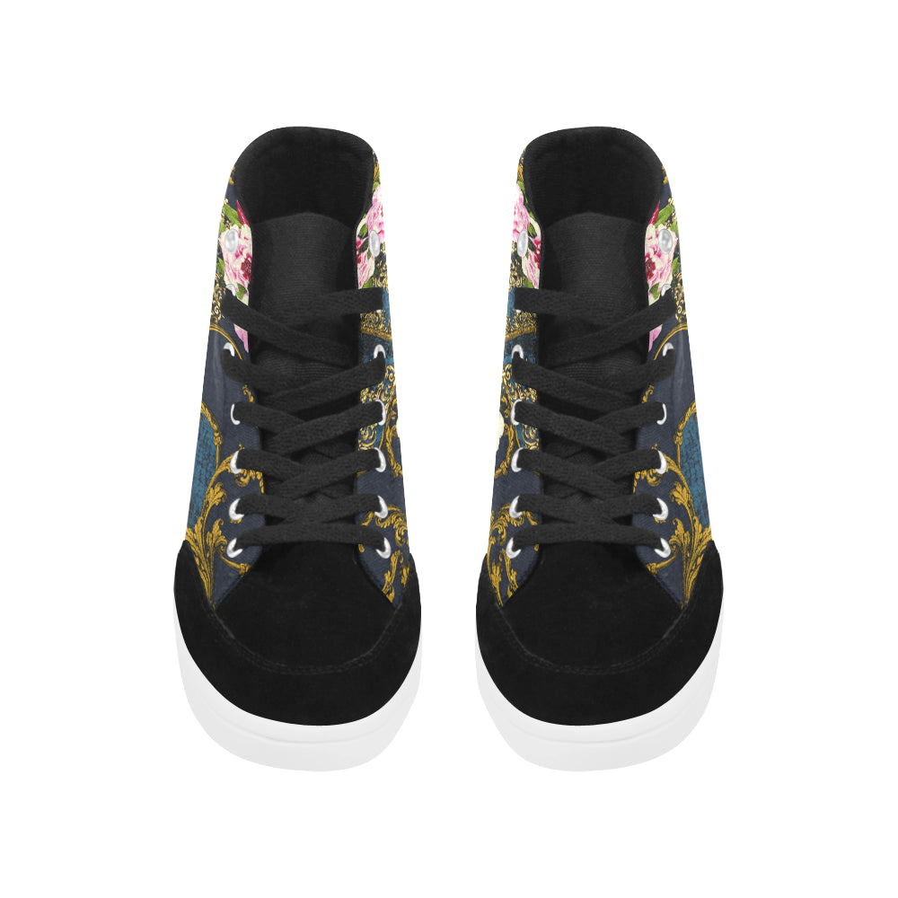 LAURA Herdsman High Top Shoes for Women (Model 038)
