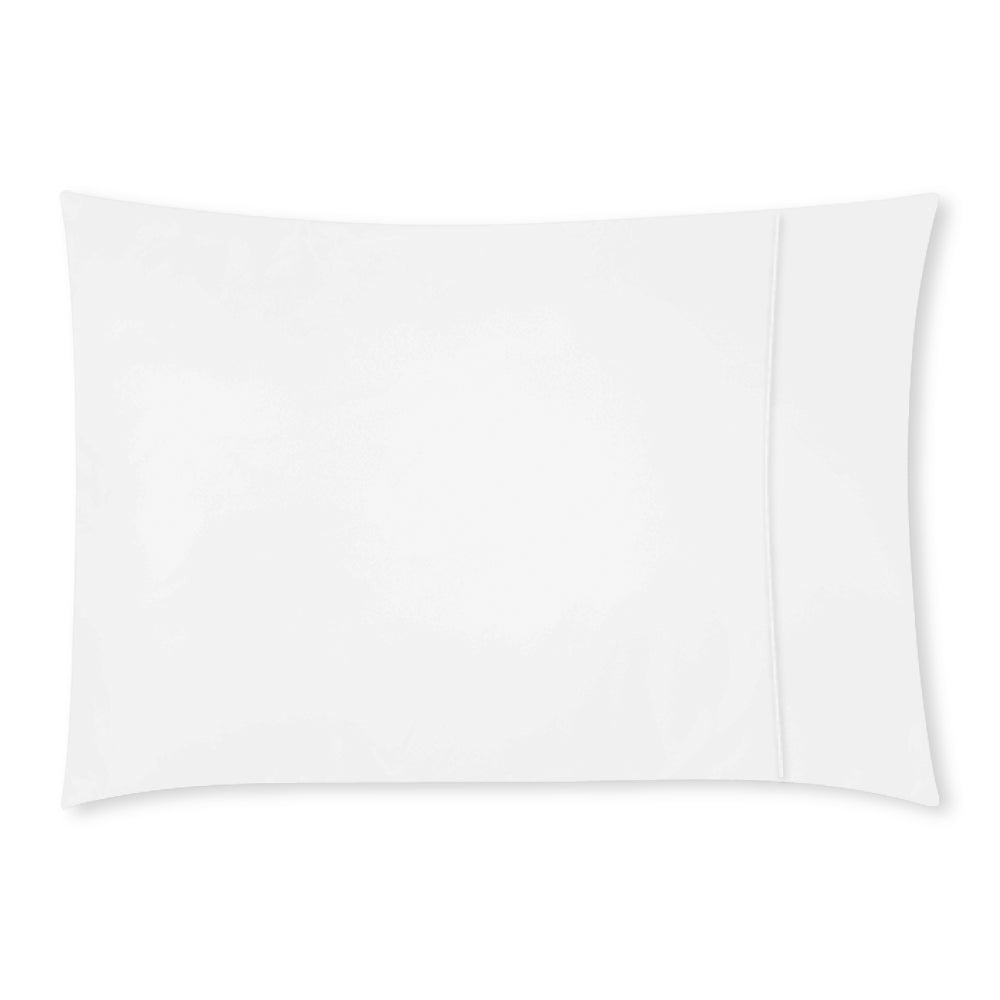 MARTHA PRINT Custom Rectangle Pillow Cases 20x30 (One Side)