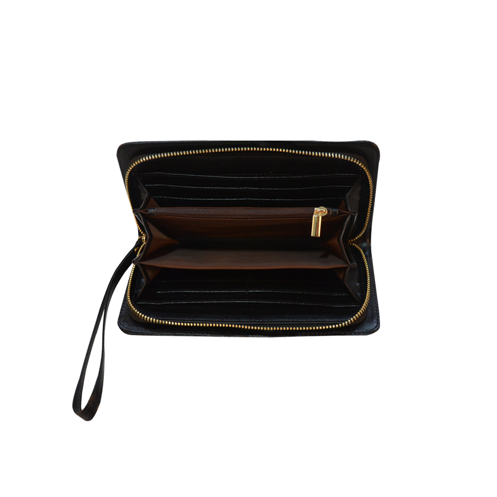 MANDY Women's Clutch Purse (Model 1637)