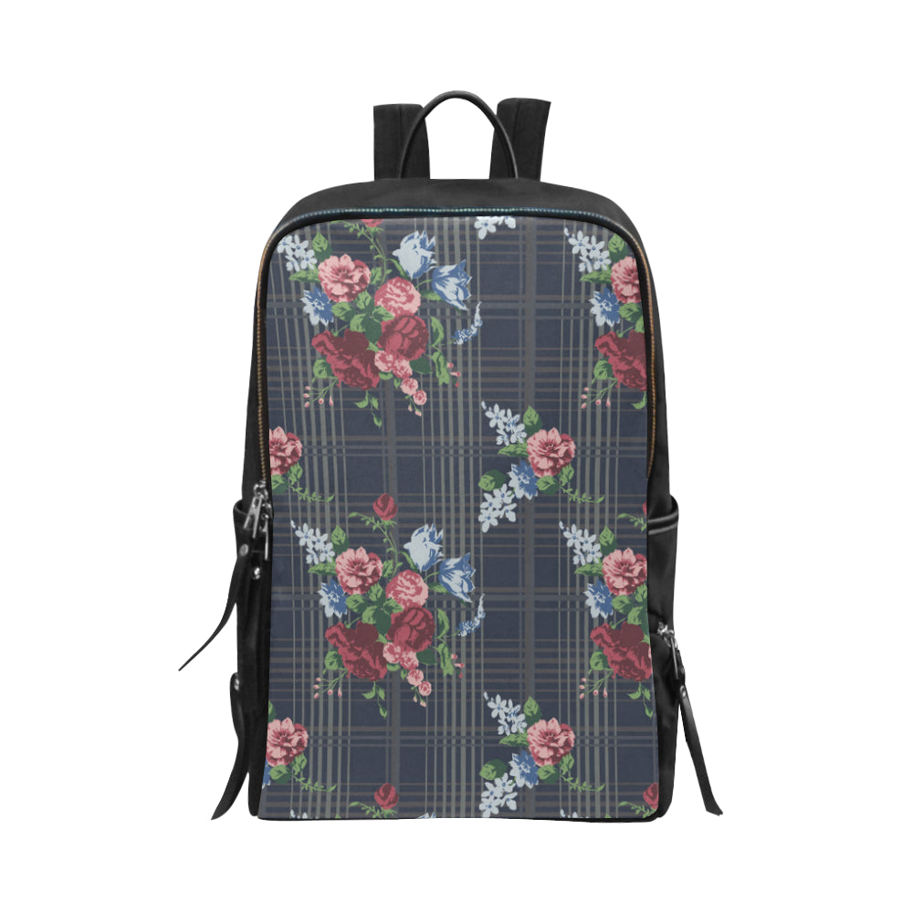 PAULA Unisex Slim Backpack (Model 1664)