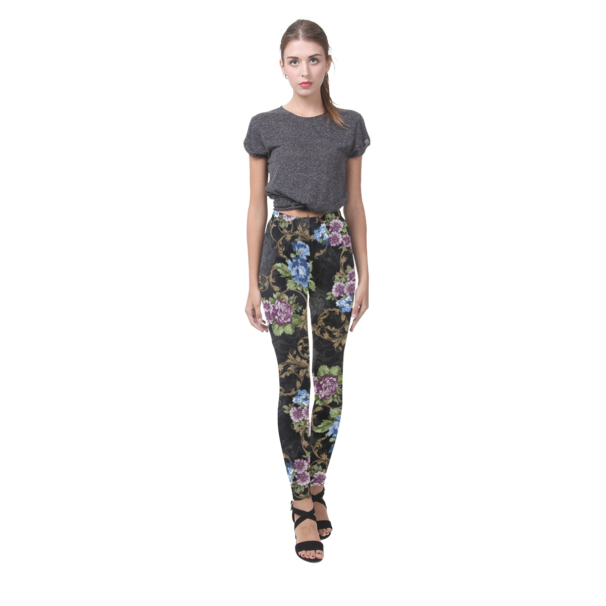 MANDY Cassandra Women's Leggings (Model L01)