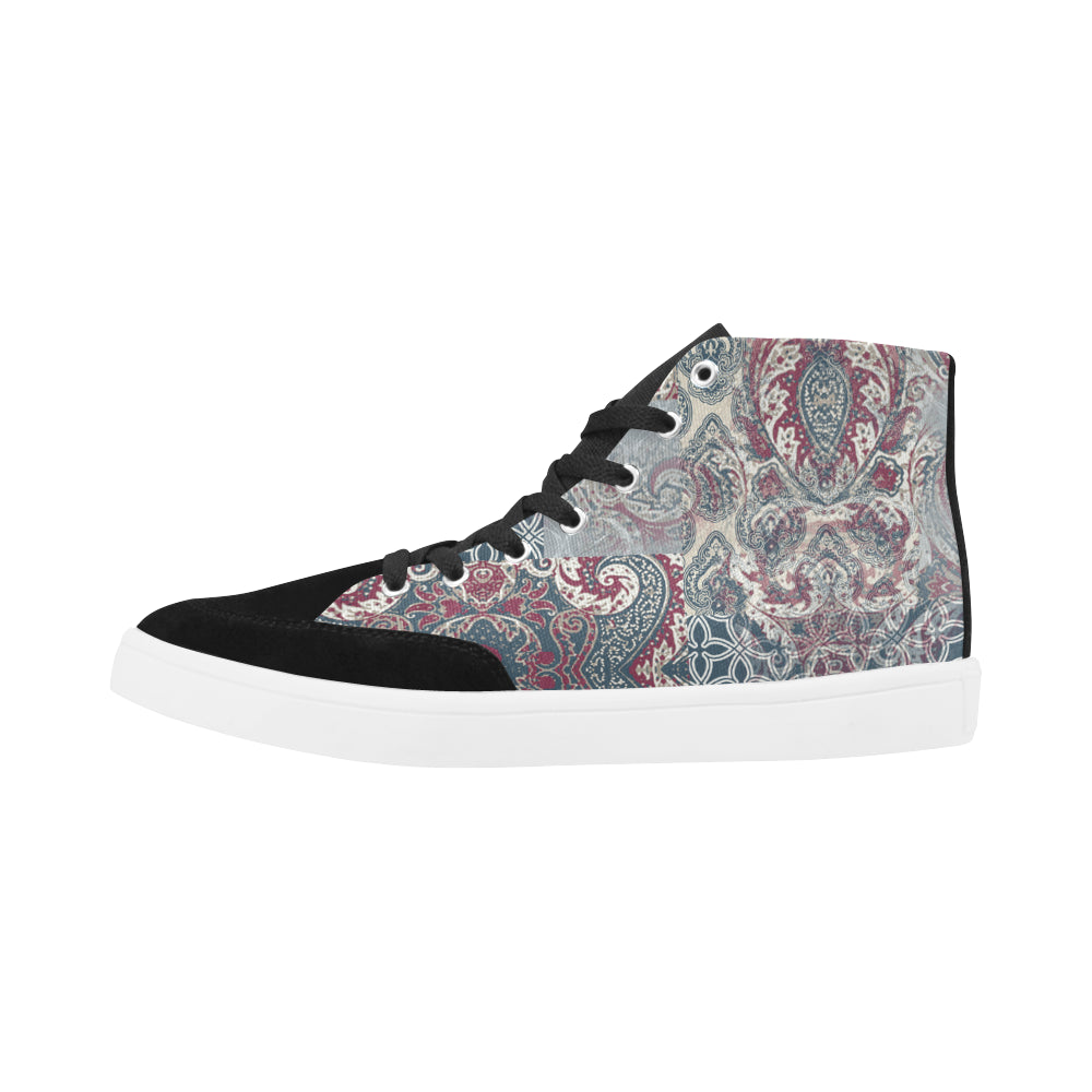 HELENA Herdsman High Top Shoes for Women (Model 038)