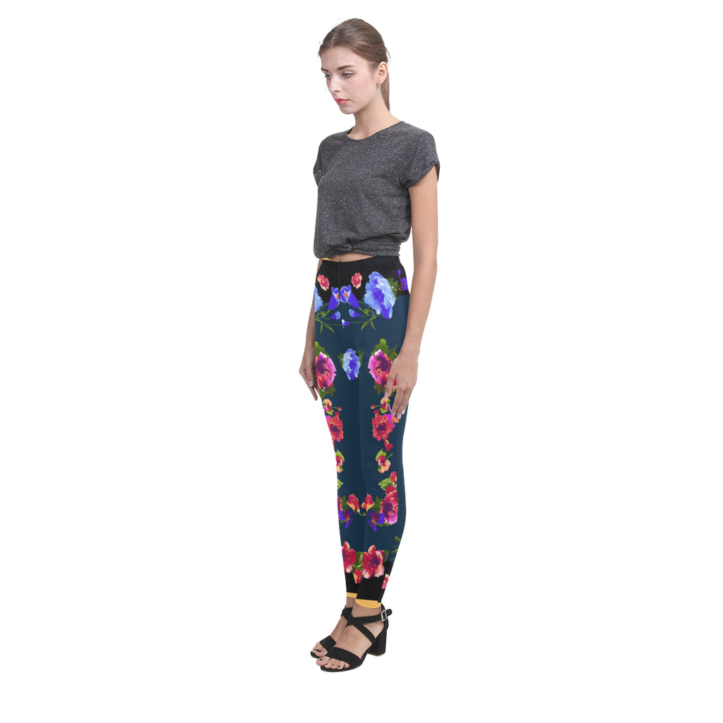 Rianna Cassandra Women's Leggings (Model L01)