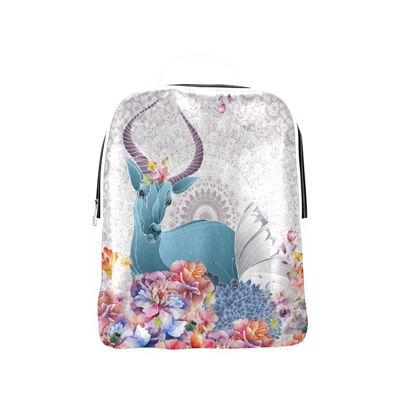 Flower Field Popular Backpack (Model 1622)