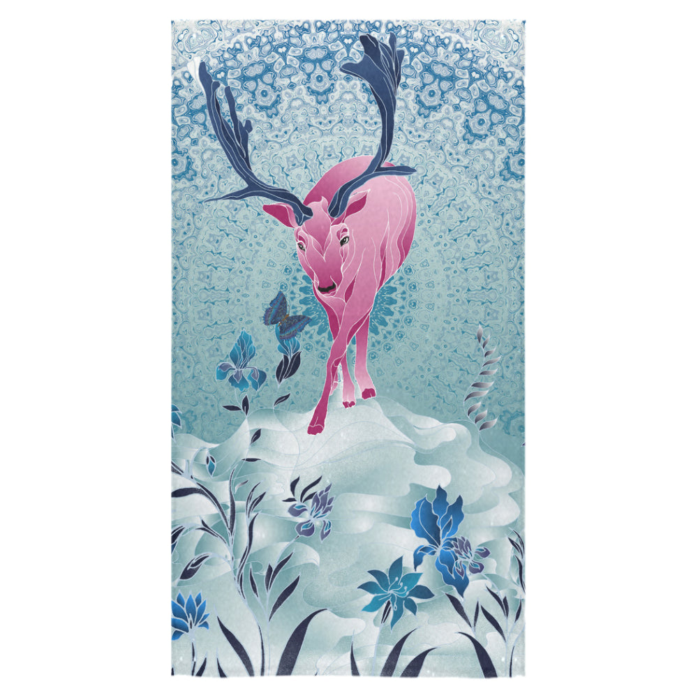 "ram walking Bath Towel 30""x56"""
