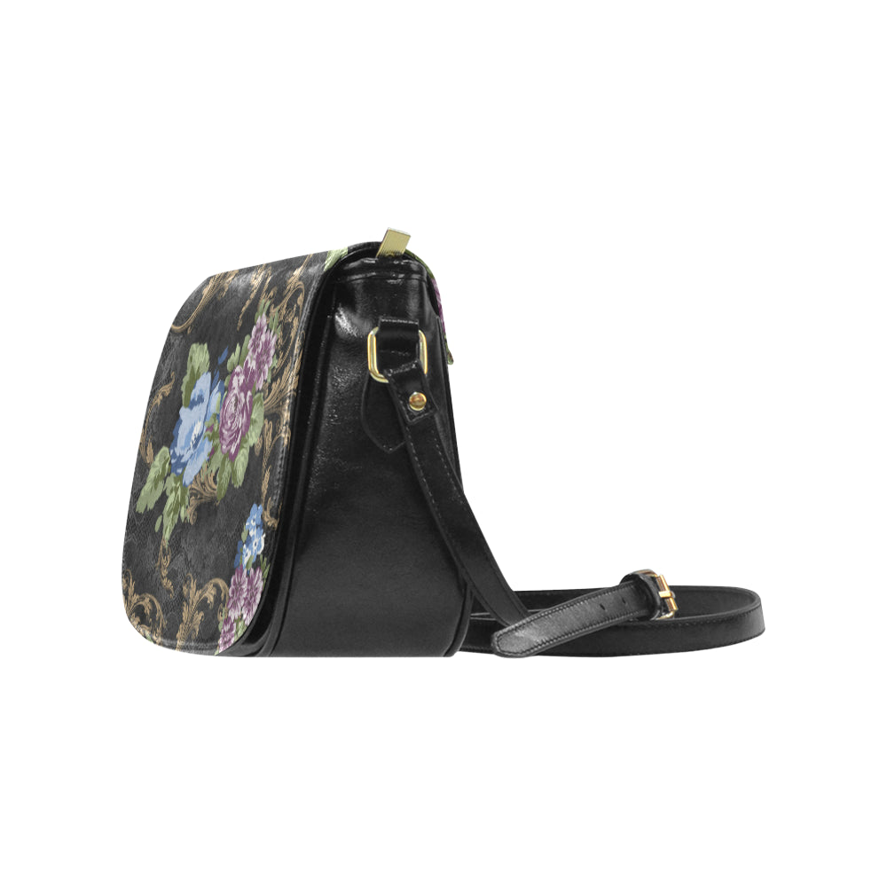 MANDY Classic Saddle Bag/Small (Model 1648)