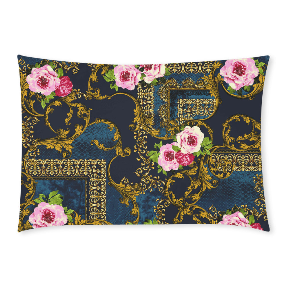 LAURA Custom Rectangle Pillow Cases 20x30 (One Side)