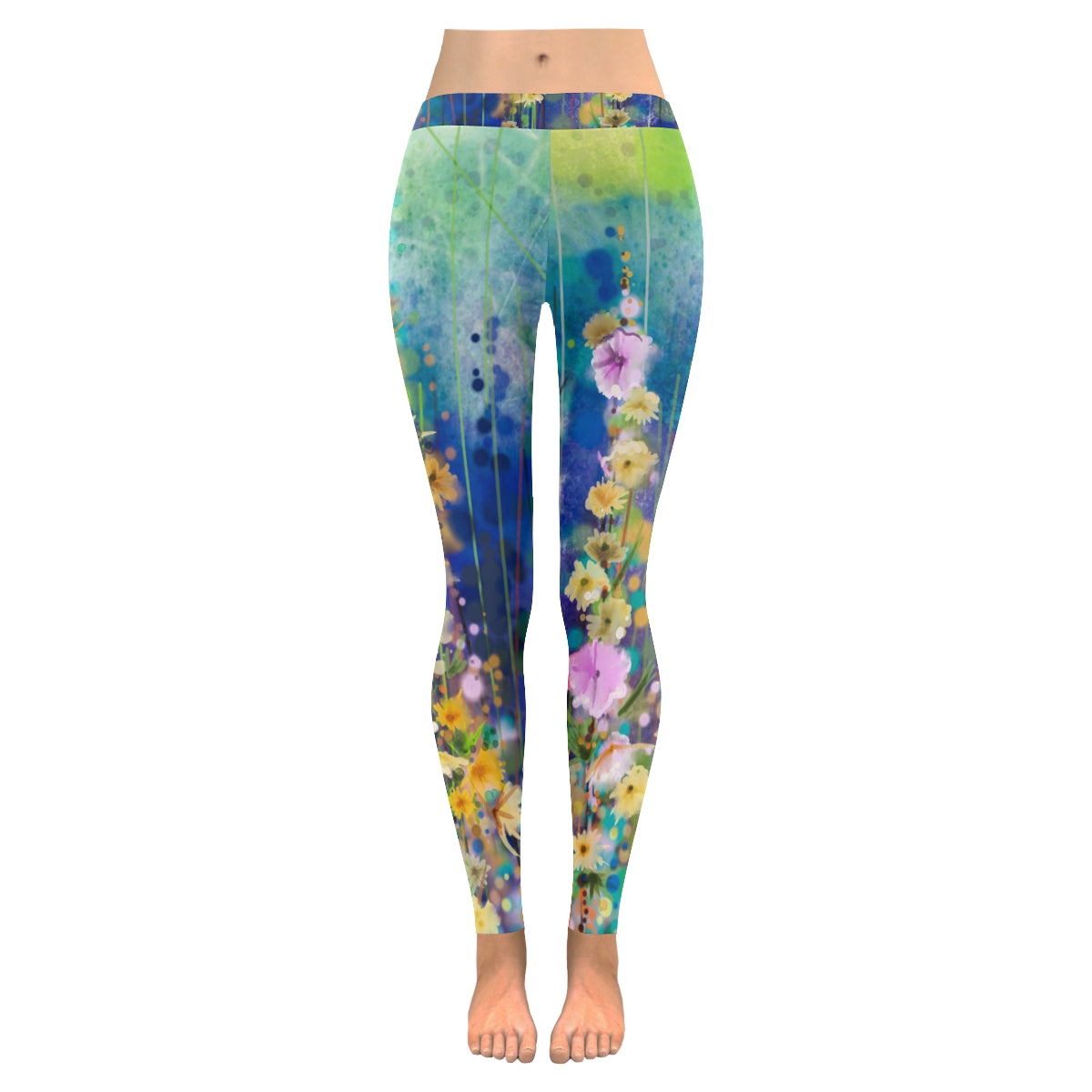 JOANNA Low Rise Leggings (Model L05)