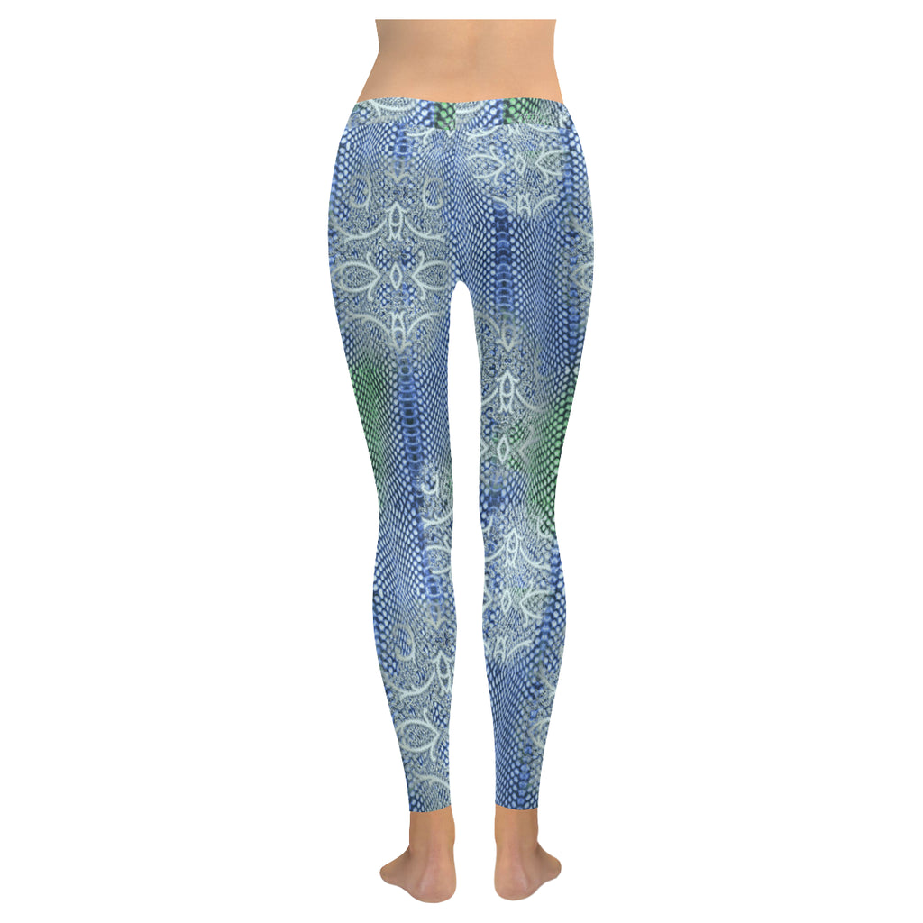 SASHA Low Rise Leggings (Model L05)