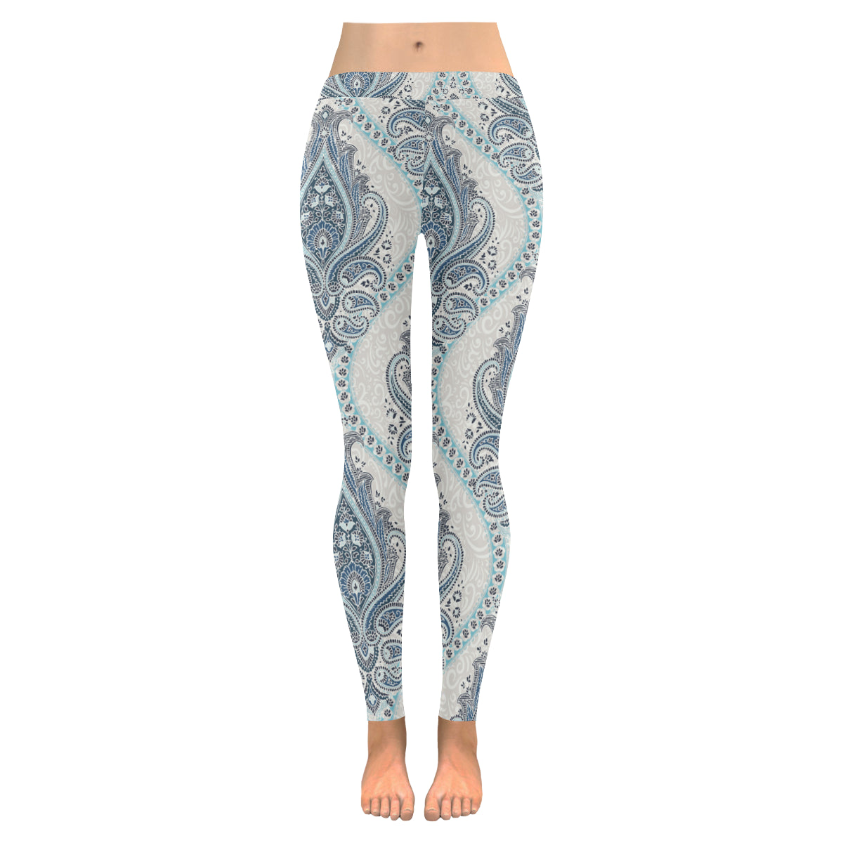MARIAH Low Rise Leggings (Model L05)