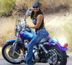 Top Reasons To Date A Female Motorcycle Rider