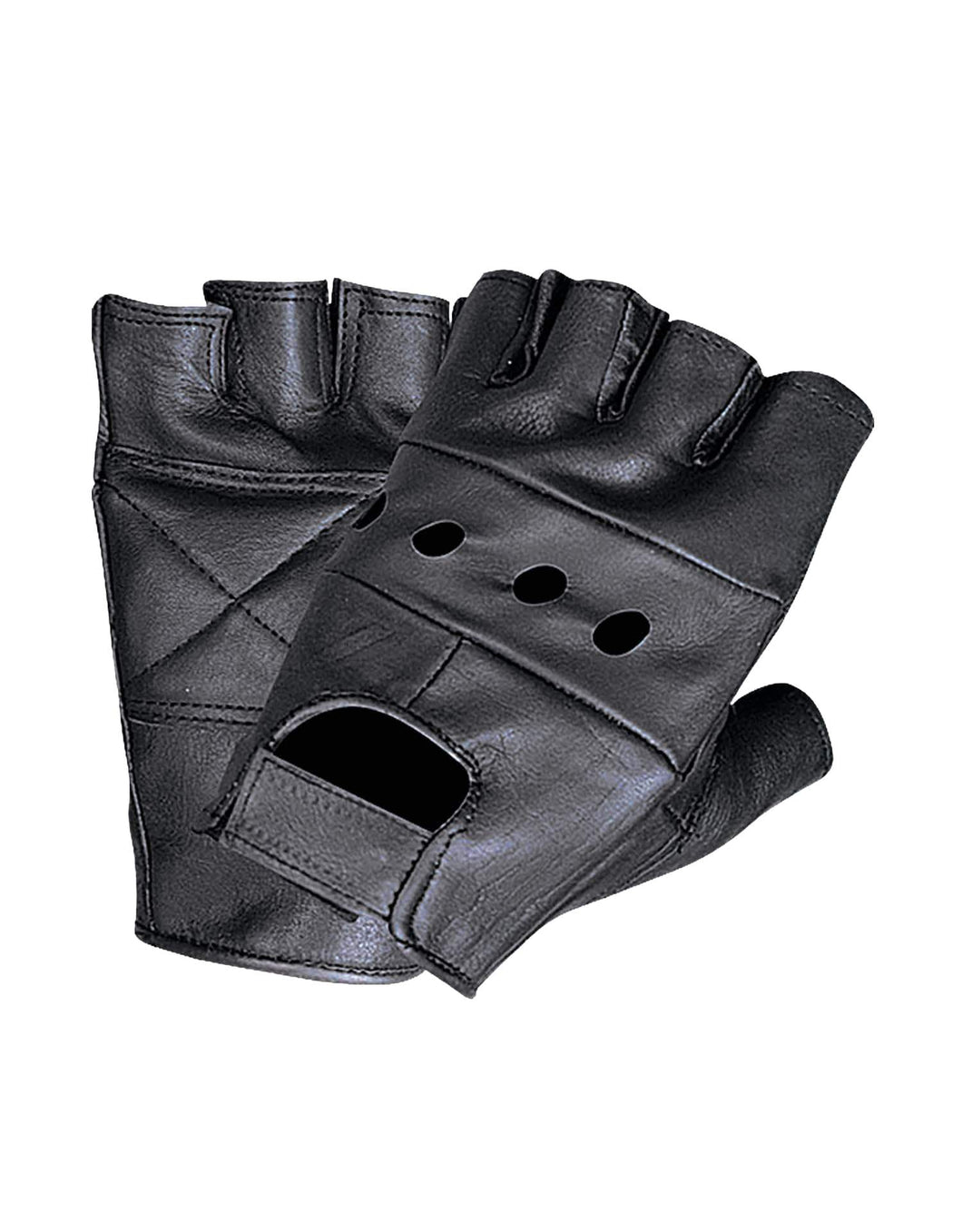 UNIK Fingerless Cut Piece Gloves