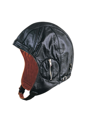 UNIK Leather Aviator Hats - Ghost Rider Leather