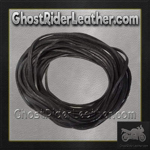 50 Feet of Leather Lacing / SKU GRL-CE50-GRL - Ghost Rider Leather