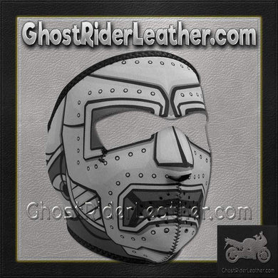 Alloy Agent Full Face Neoprene Mask / SKU GRL-WNFM107-HI - Ghost Rider Leather