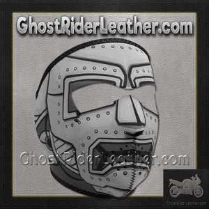 Alloy Agent Full Face Neoprene Mask / SKU GRL-WNFM107-HI-face mask-Ghost Rider Leather