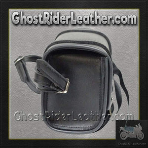 Concho PVC Motorcycle Tool Bag - Fork Bag 10 or 12 Inch / SKU GRL-TB3004-DL - Ghost Rider Leather