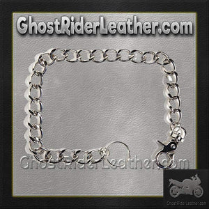 Link Chain for a Chain Wallet / GRL-WTC3-DL - Ghost Rider Leather