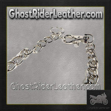 Link Chain for a Chain Wallet / GRL-WTC3-DL-wallet chain-Ghost Rider Leather