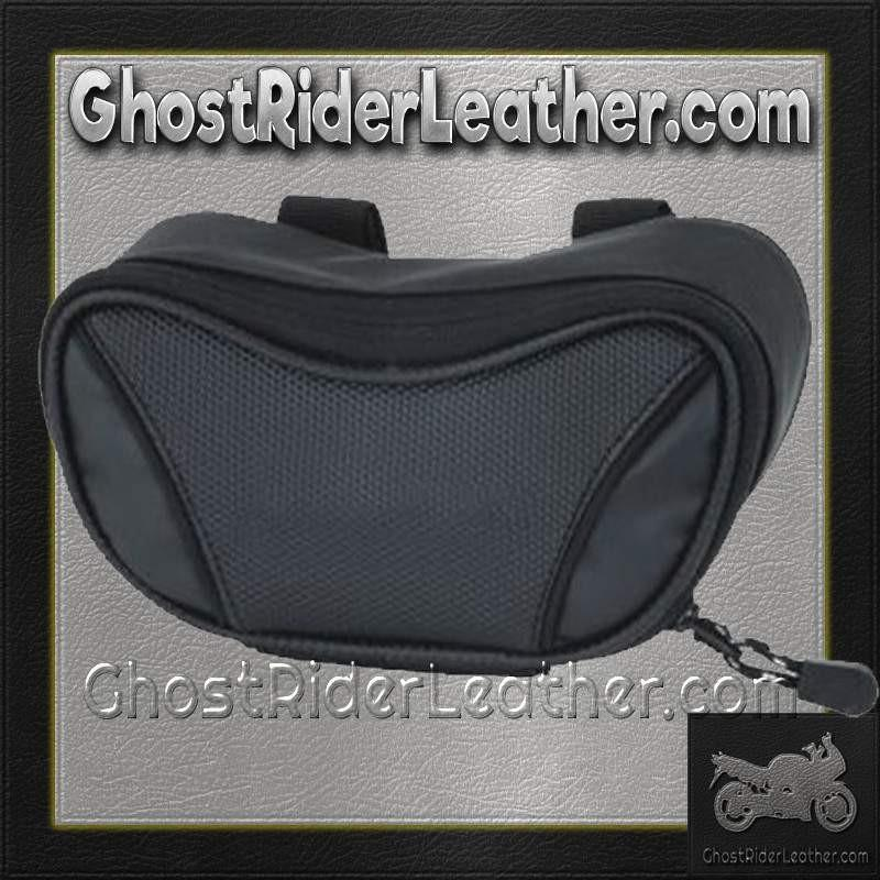 Motorcycle Handlebar Bag / SKU GRL-BAG1000-DL-tool bag-Ghost Rider Leather
