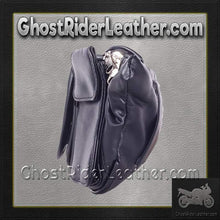 Motorcycle Magnetic TankBag / SKU GRL-TB3037-PV-DL-tool bag-Ghost Rider Leather