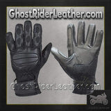 Motorcycle Riding Gloves / Unisex / SKU GRL-GL2096-DL-leather riding gloves-Ghost Rider Leather