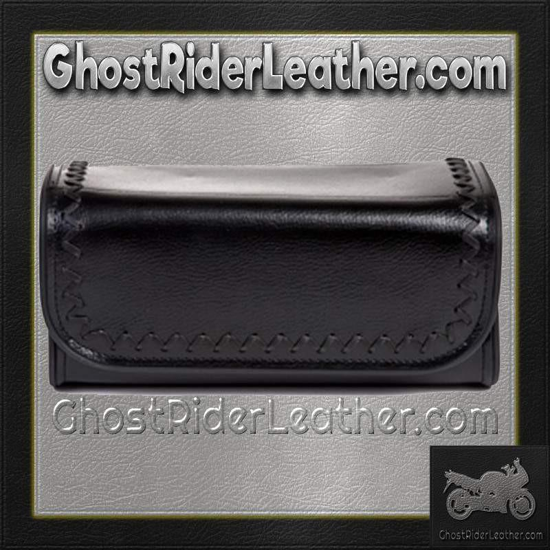 Motorcycle Tool Fork Bag 10 Inches / SKU GRL-TB3005-10-DL-tool bag-Ghost Rider Leather
